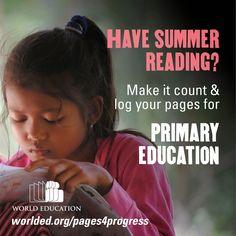 Bloguinhas Paradise: #Pages4Progress - Vamos ler para ajudar!