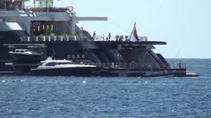 Paul Allens Mega Yacht OCTOPUS