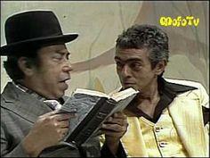 A Praça da Alegria - Walter D'Avila e Chico Anysio (1976)