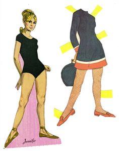 ☆Sharon's Sunlit Memories☆: Whitman - Ballet Dancers #1962 / 1968