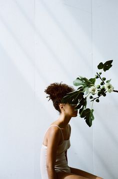 photographer Parker Fitzgerald, floral designer Riley Messina