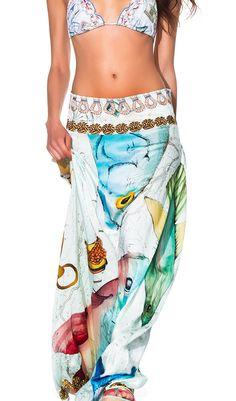 boutique flirt - Agua Bendita Bendito Compas Skirt, $399.00 (http://www.boutiqueflirt.com/agua-bendita-bendito-compas-skirt/)