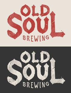 Old Soul Brewery Logo by Joshua Noom — Designspiration
