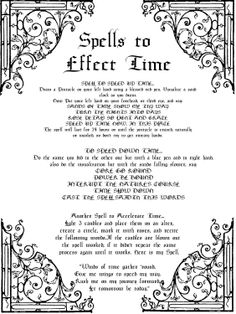 <3 Effect time
