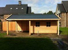 Houten tuinhuis | Vekam Houtbouw