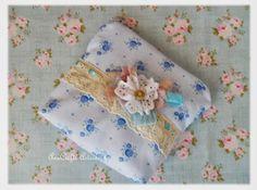 purse/necessaire romantic vintage style. ♥ ♥