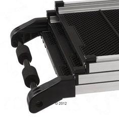 Kleinmetall DogWalk3 hundramp Aluminium, Outdoor Power Equipment, Transportation