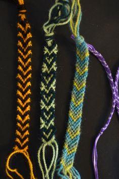 Beroendeframkallande knutar - Diagnos:Kreativ Diy Accessories, Friendship Bracelets, Jewelry, Creative, Jewlery, Bijoux, Jewerly, Jewelery, Friendship Bra