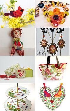 Life Full Of Joy! by Olga Khramochkina on Etsy--Pinned with TreasuryPin.com