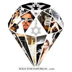Untitled Rock, Stars, Instagram Posts, Skirt, Locks, Sterne, The Rock, Rock Music, Batu
