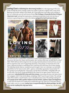 Kristen Proby ~ Loving Cara