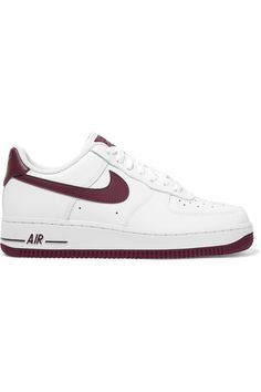 buy popular d0ea5 ab18f Nike - Air Force 1 07 Leather Sneakers - White