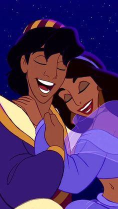 565 best disney couples ❤ images in 2019 Disney Movie Scenes, Disney Songs, Disney Pixar Cars, Disney And Dreamworks, Disney Movies, Princesa Disney Jasmine, Disney Princess Jasmine, Aladdin Jasmine, Walt Disney Pictures