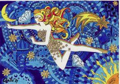 ocelott:  Lucy in the Sky with Diamonds by ~SpiritOfTheShadow