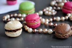 Aurelie Macarons Tips