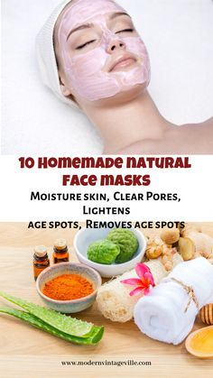 10 Amazing Recipes of DIY Natural Face Masks for glowing,  youthful skin.  Target age spots,  prevent wrinkles,  hydrate and rejuvenate skin. #CharcoalFaceScrub Face Mask For Pores, Diy Face Mask, Face Scrub Homemade, Homemade Face Masks, Moisturizing Face Mask, Pore Mask, Honey Face Mask, Natural Face, Glowing Skin