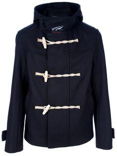 GLOVERALL - Duffle-Coat À Capuche