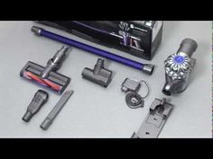 How to assemble, use and empty your new Dyson Digital Slim™ DC59, DC59 Motorhead, or DC62 cordless vacuum cleaner. Please note, DC59 Motorhead's cleaner head will differ visually to the cleaner head shown in the video. However, the process for assembling, using and emptying your machine remains the same. Dyson experts are on hand to help, so tweet us if you'd like further advice: https://twitter.com/askdyson