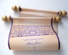 Ravissante idée faire part mariage champetre original conte de fee vintage