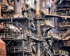 Bethlehem Steel - Steps