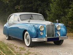 Jaguar MK 7 Saloon 1953 for sale