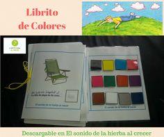 A disfrutar con nuestro Librito de Colores.           Libro colores-mar (1)   von Anabel Cornago