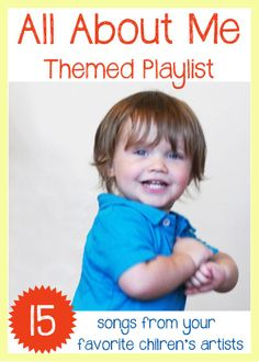 All About Me Theme Playlist | play learn love