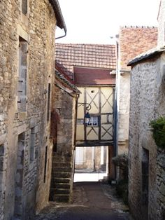 """Flavigny-sur-Ozerain, France This is the town where the film """"Chocolat"""" was filmed"""