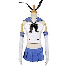Introducing Cosplaybar Cosplay Costume Kantai Collection KanColle Destroyer Shimakaze Female M. Great Product and follow us to get more updates!