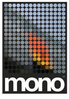 Mono   Dark by Kathy Kavan, via Flickr