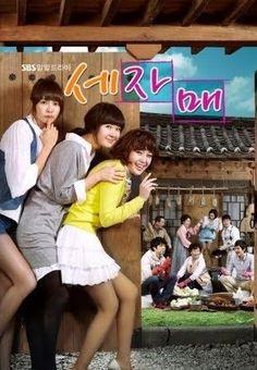 Ba Chị Em – Hàn Quốc - Trọn bộ