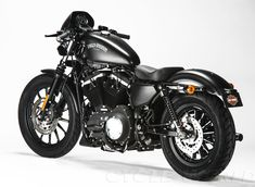 2013 HARLEY-DAVIDSON Sportster Iron 883 Special Edition S | Cycle World