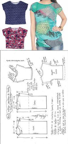 выкройка футболки женской 56 размера: 10 тыс изображений найдено в Яндекс.Картинках