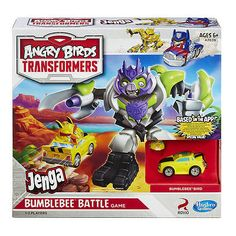 #Angry birds transformers #bumblebee bird battle #jenga game toy,  View more on the LINK: 	http://www.zeppy.io/product/gb/2/301647006760/