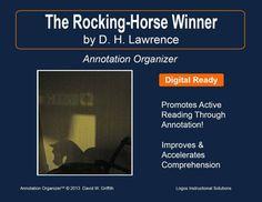 theme for the rocking horse winner