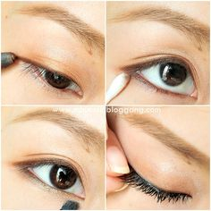Makeup Tutorial using Circle Lens