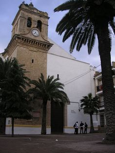 Cordoba Fernán Núñez-Iglesia de Santa Marina