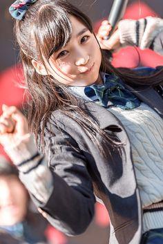 小栗有以! Japanese High School, Japanese Teen, Japanese Uniform, School Uniform, Idol, Cute Girls, Kawaii, Cosplay, Actresses