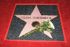 New story in Entertainment from Time: Lisa Marie Segarra Selena Honored With Star on the Hollywood Walk of Fame http://time.com/5010432/where-is-selena-quintanilla-star-in-hollywood/| Visit http://www.omnipopmag.com/main For More!!! #Omnipop #Omnipopmag