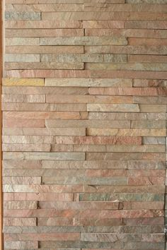 Copper Quartzite wall cladding stone designs By Satyam Exports