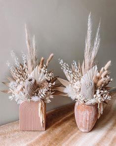 Large Flower Arrangements, Flower Vases, Vase Arrangements, Dried Flower Bouquet, Dried Flowers, Floral Wedding, Wedding Flowers, Flower Box Gift, Floral Centerpieces