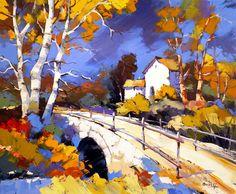 Landscape Paintings, Landscapes, Acrylic Paintings, Landscape Art, Oil Paintings, Family Tree Chart, Winter Trees, Amazing Nature, Watercolor Flowers