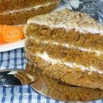 Морковный торт (низкокалорийный). Рецепт с фото. Пошаговые фотографии. Gurmel