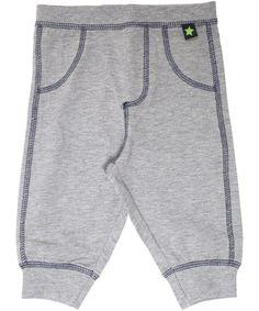 Molo erg comfy licht grijs baby broekje. molo.nl.emilea.be