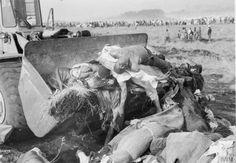 Image du génocide du Rwanda.