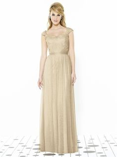 Shop After Six Bridesmaid Dress - 6724 in Soft Tulle at Weddington Way. Find the…