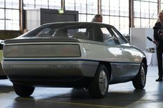 OG | 1981 Opel Tech-1 | This concept was the basis of the 1987 Opel Omega