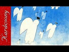 Karácsonyi dalok - Gryllus Vilmos: Gyújtsunk gyertyát... (karácsonyi gye... Cut Work, Winter Springs, Autumn Summer, Advent, Youtube, Folk, Xmas, Symbols, Letters