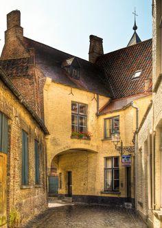 Bruges - Belgium (von Anguskirk)