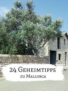 24 Geheimtipps zu Mallorca Blogpost